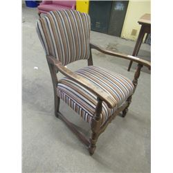 (DL) Occastional Chair- Vintage