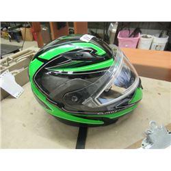 HJC Elite Max II Snowmobile Helmet- Size M