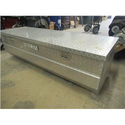 Delta Stainless Steel Tool Box /Truck Box No Key