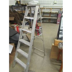 Alum Step Ladder