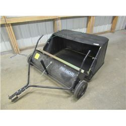 """Field King 42"""" Grass Sweep- Used Very Little (If Used At All!)"""