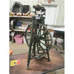 Original Painted - Spinning Wheel