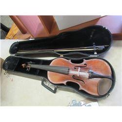 Vintage Violin & Case