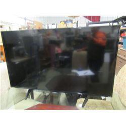 "(EC) Sharp Flat Screen TV 50"" (?) w Remote"
