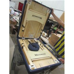 (EC) FIT Master Travelling Folding Massage Table - Good Quality
