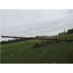 """Versatile 8"""" PTO Drive 42' Auger- Located in Arborg to View Call Eric 1-204-642-2074"""