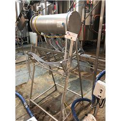STAINLESS STEEL 4 HEAD H4-4 COLD FLUID BOTTLE FILLER