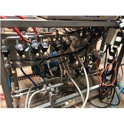 2004 SKA BREWING BULLDOG MODEL B KEG WASH SYSTEM WITH CONTROLS
