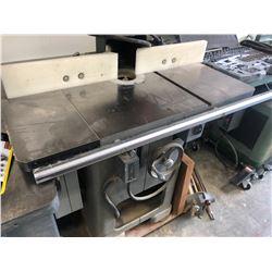 ALLEN-BRADLEY ROUTER TABLE, BULLETIN 350 STYLE A, 250V, 1 PH