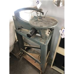 DELTA 40-601 SCROLL SAW WITH STAND