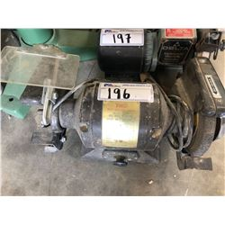 TWS 1/4 HP DUAL BENCH GRINDER