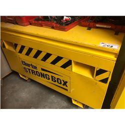 YELLOW MOBILE STRONG BOX