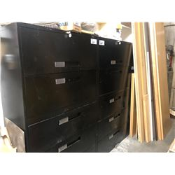 GLOBAL 5 DRAWER FILE LATERAL FILE CABINET