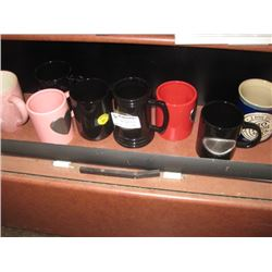 8PC COFFEE MUGS