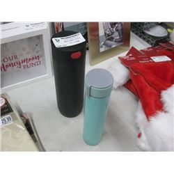 2PC ASSORTED WATER BOTTLES