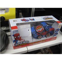 MARVEL SUPER HERO ADVENTURE RADIO CONTROL
