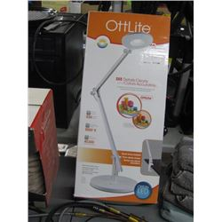 OTTLITE LED CRANE DESK LAMP