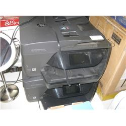 TWO HP OFFICE JET 6978 PRINTER