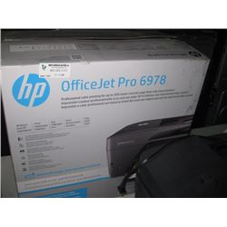 HP OFFICE JET PRO 6978 PRINTER