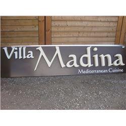 134 INCH VILLA MADINA LED SIGN FROM MALL