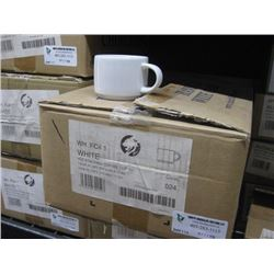 24PC WHFC41 WHITE 4OZ STACKING COFFEE CUP CHURCHILL