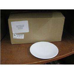 24PC ZCAPMC161 PLATE 16.5CM MENU PORCELAIN