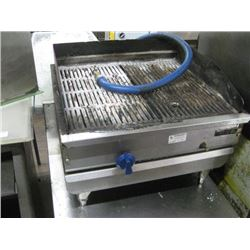 MKE 25 INCH CHARBROILER