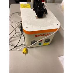 Macpi Model 139-1 Spot Welding Machine