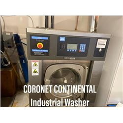 Coronet Continental Industrial Washer