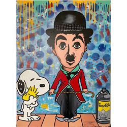 "Jozza ""Charlie Chaplin Cartoon"""