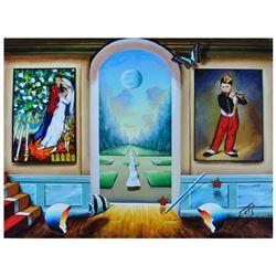 A Wedding Piper by Ferjo Original