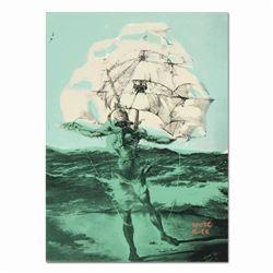 "Man Ship (Dali Homage) by ""Ringo"" Daniel Funes"