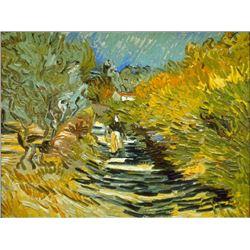 Van Gogh - Saint-Remy