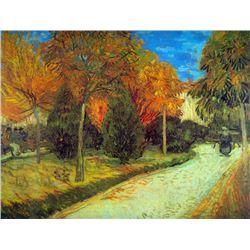 Van Gogh - Public Park