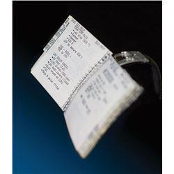 Gene Cernan��s Apollo 17 Flown Lunar Surface-Used EVA-3 Cuff Checklist