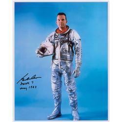 Gordon Cooper Signed Photograph