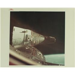 Gemini 6/7 Original Photograph