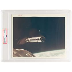 Gemini 8 Original 'Type 1' Photograph