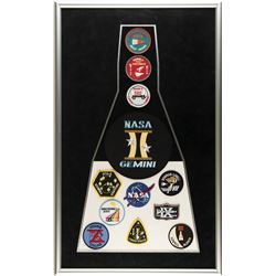 Gemini Program Patch Display
