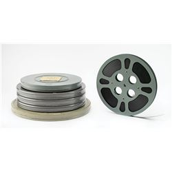 Apollo 14, 15, and 16 Group of (5) Lunar Surface and Flight Film Reels
