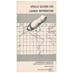 Apollo Saturn Group of (4) Publications