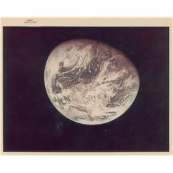 Apollo 8 Original Photograph