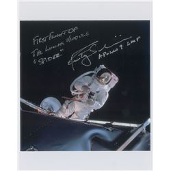 Rusty Schweickart Signed Photograph
