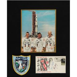 Apollo 10 Signed Cover