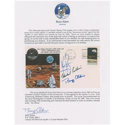 Buzz Aldrin's Apollo 11 'Type 1' Insurance Cover
