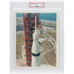 Apollo 11 Original 'Type 1' Photograph
