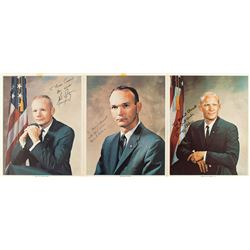 Apollo 11 Signed Photographs