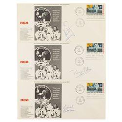Apollo 11 Signed RCA Covers