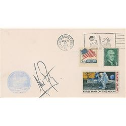 Neil Armstrong Signed Cover
