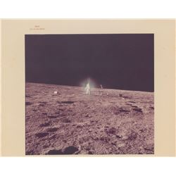 Apollo 12 Original Photograph